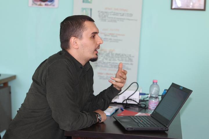 Armando Memushaj, anetar i EU Policy Hub