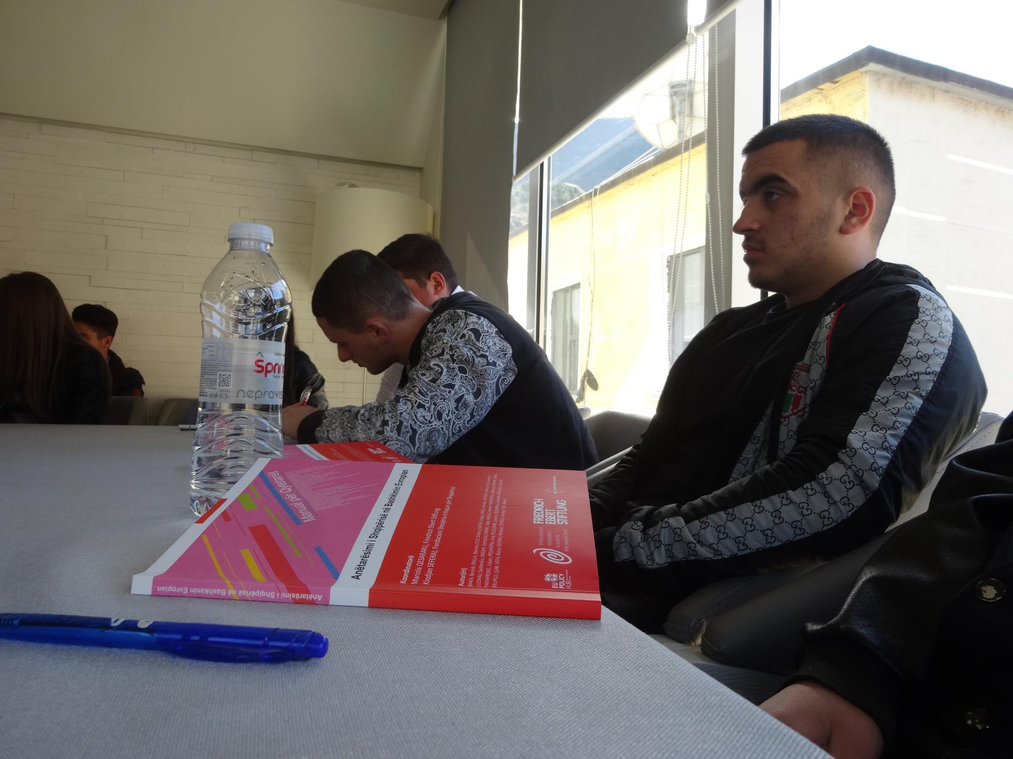 Prezantimi i Manualit ne Bulqize 2