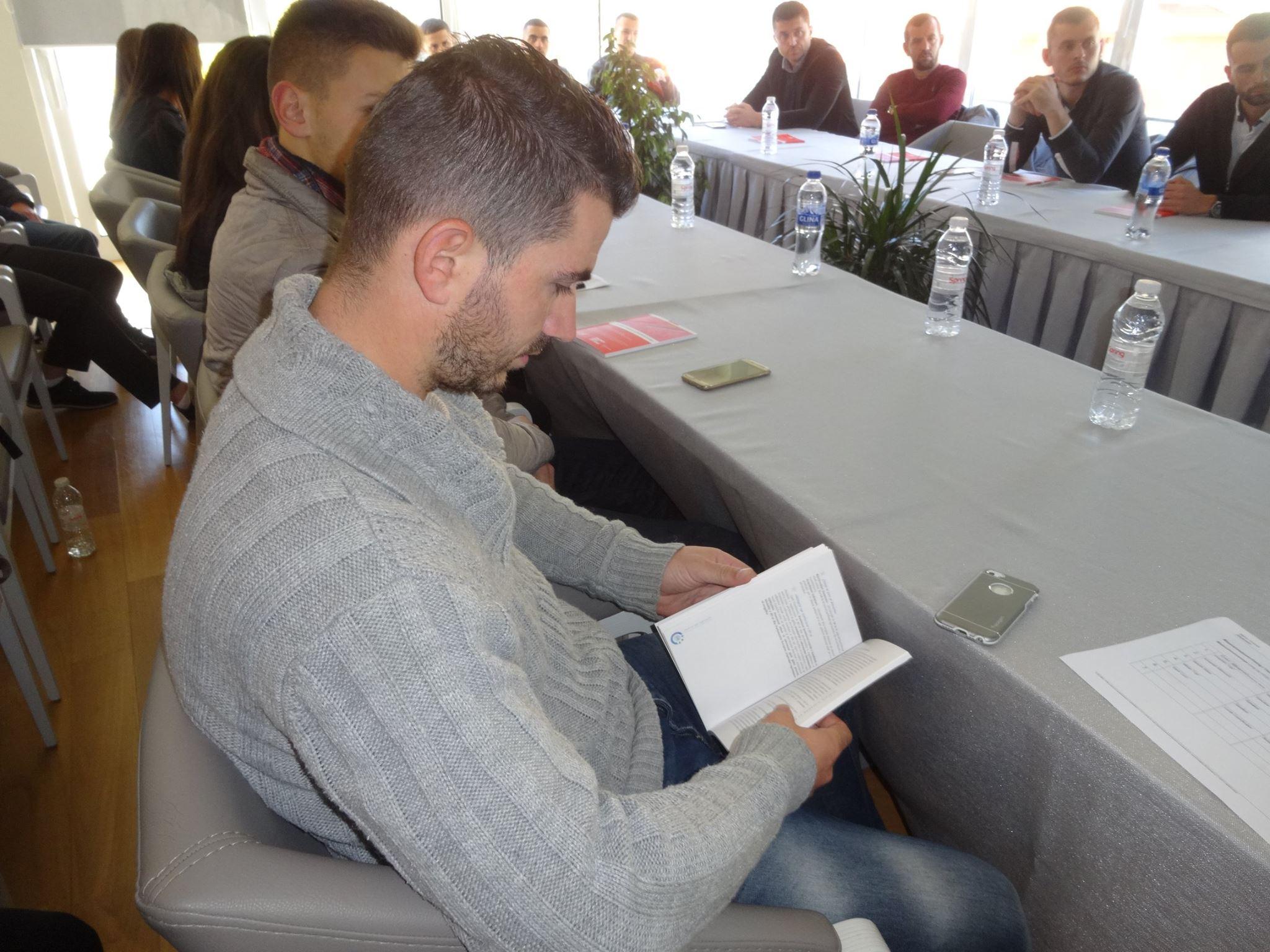 Prezantimi i Manualit ne Bulqize 3