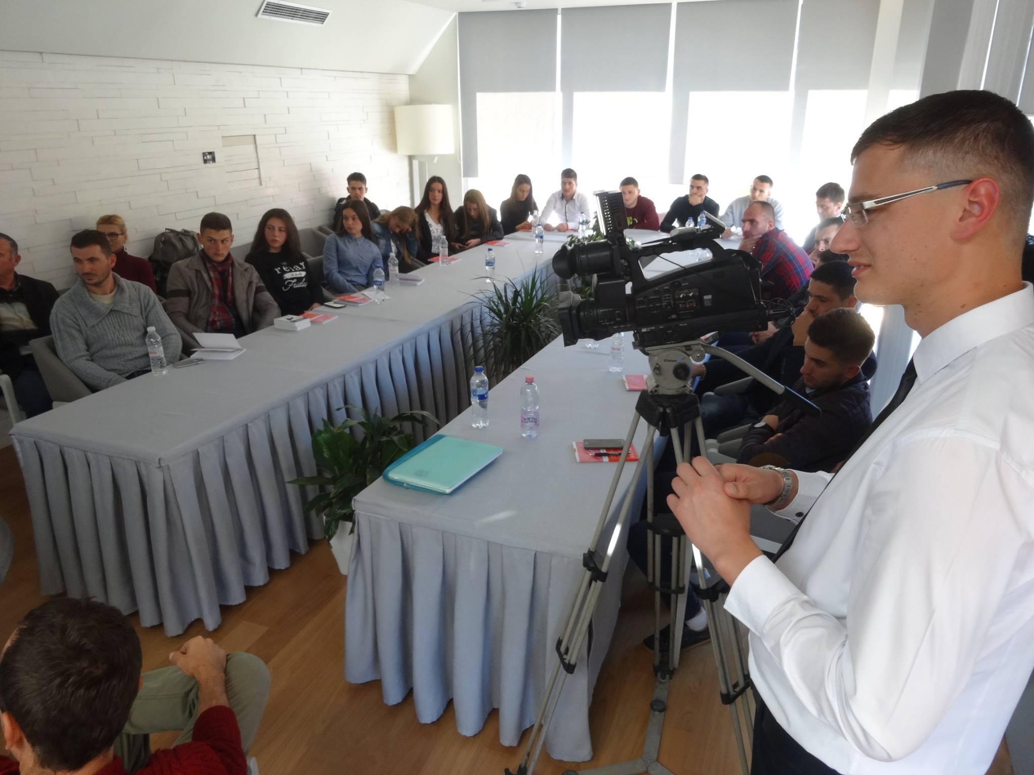 Prezantimi i Manualit ne Bulqize 5