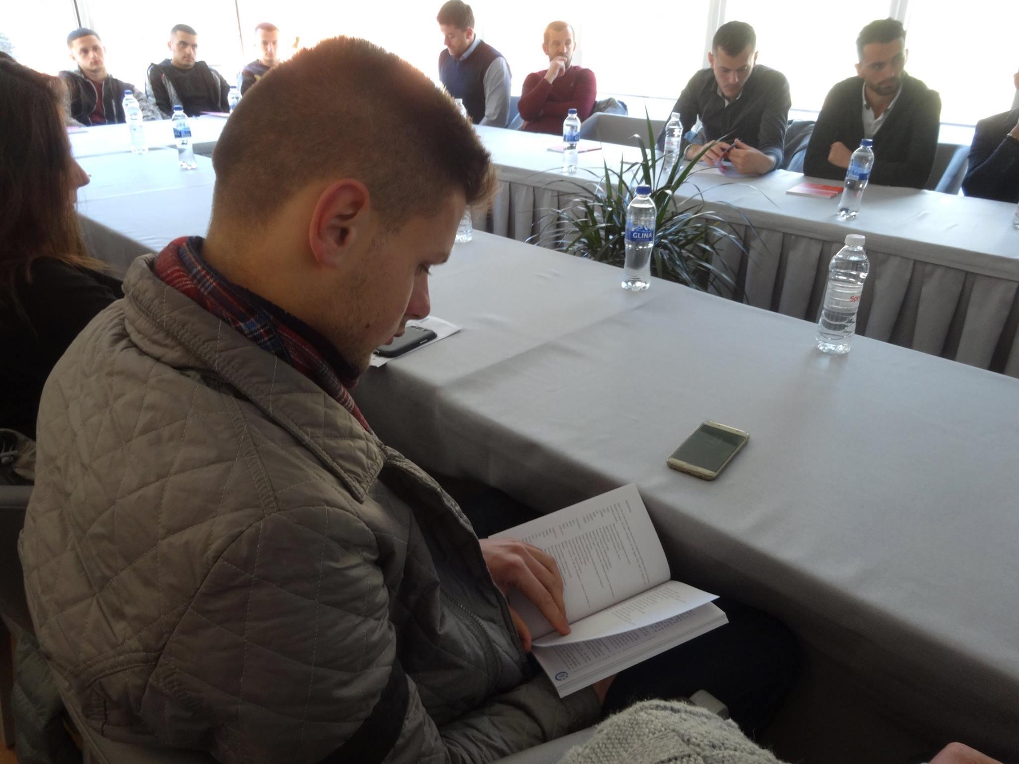 Prezantimi i Manualit ne Bulqize 8